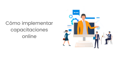 Como implementar capacitaciones online